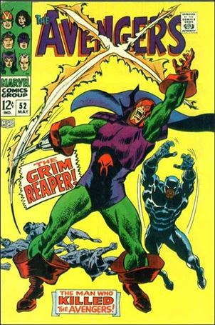 Avengers (1963) 52-A