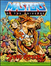 Masters of the Universe (1983) 5.12-B by Mattel