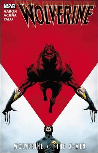 Wolverine: Wolverine vs the X-Men nn-A by Marvel