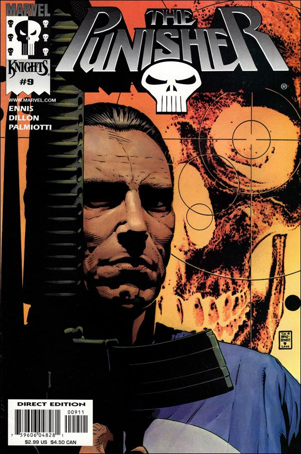 Punisher (2000) 9-A by Marvel