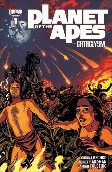 Planet of the Apes: Cataclysm 1-C by Boom! Studios