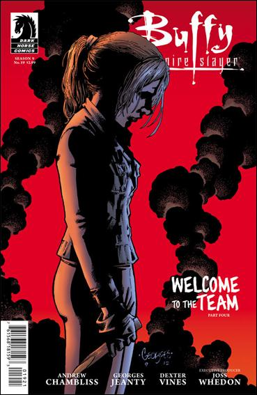 Buffy the Vampire Slayer Season 9 19-B by Dark Horse