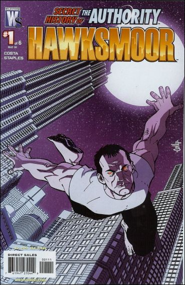 Secret History of the Authority: Hawksmoor 1-A by WildStorm