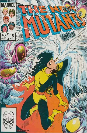 New Mutants (1983) 15-A by Marvel