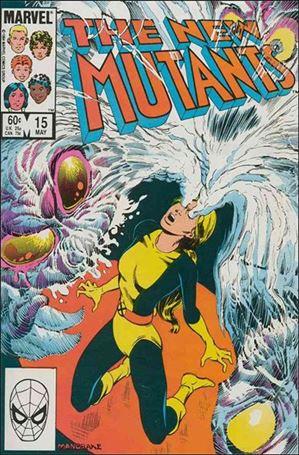New Mutants (1983) 15-A