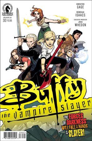 Buffy the Vampire Slayer Season 10 30-B
