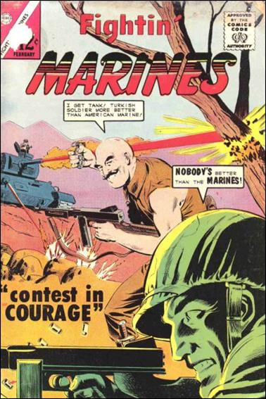 Fightin' Marines (1953) 57-A by Charlton