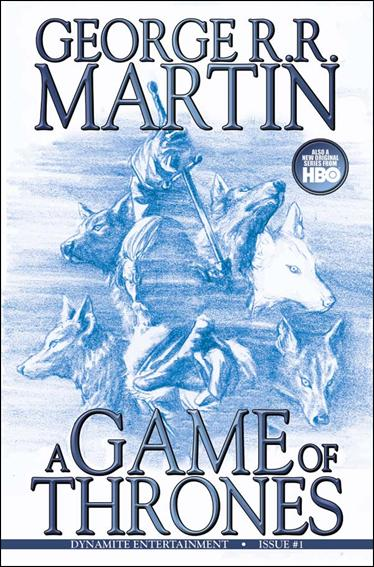 George R.R. Martin's A Game of Thrones 1-G by Dynamite Entertainment