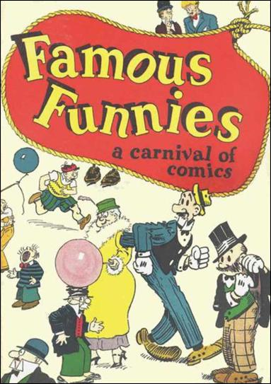 Famous Funnies: A Carnival of Comics nn-A by Eastern Color