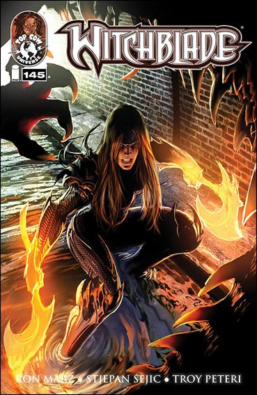 Witchblade 145-A by Top Cow