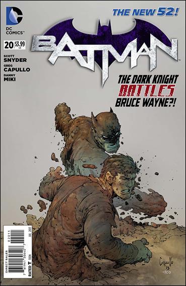 Batman (2011) 20-A by DC