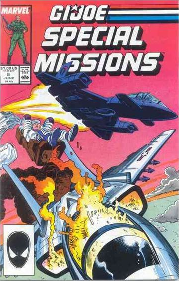 G.I. Joe: Special Missions (1986) 5-A by Marvel