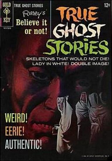 Ripley's Believe It or Not True Ghost Stories 2-A by Gold Key
