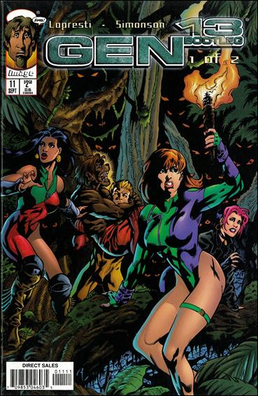 Gen13 Bootleg 11-A by WildStorm