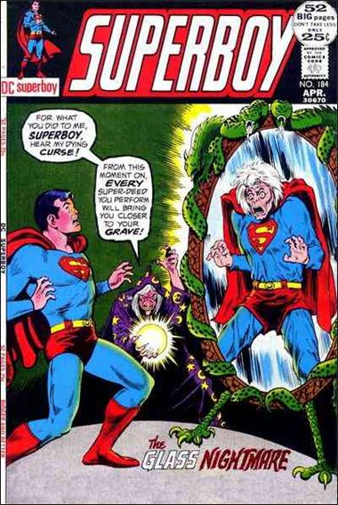 Superboy (1949) 184-A by DC