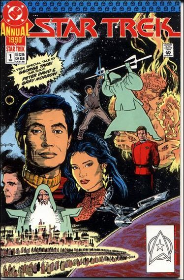 Star Trek Annual (1984) '1'-A by DC