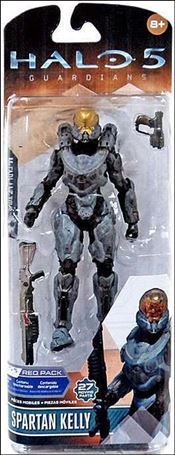 Halo 5 Guardians (Series 1) Spartan Kelly