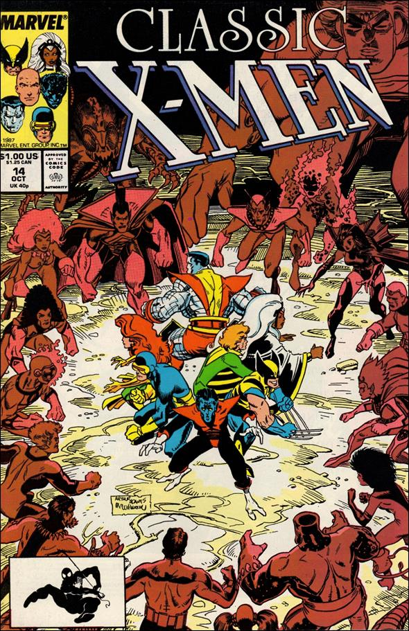 Classic X-Men 14-A by Marvel