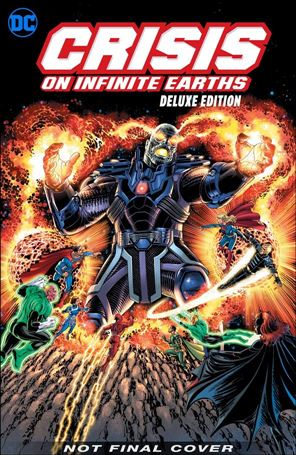 Crisis on Infinite Earths: Paragons Rising - The Deluxe Edition 1-A