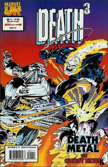 Death3 (UK) 2-A by Marvel UK