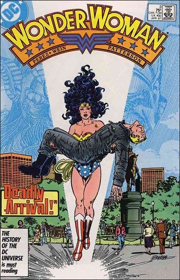 Wonder Woman (1987) 3-A by DC