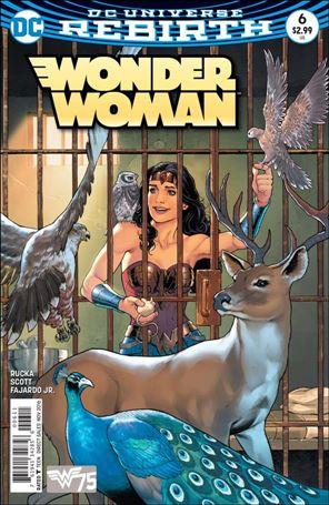 Wonder Woman (2016)  6-A
