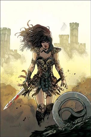 Xena: Warrior Princess (2018) 5-C