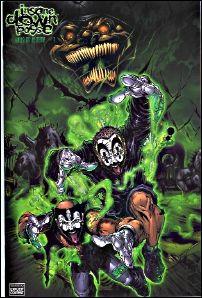 insane clown posse halls of ill 1 b jun 2002 comic book by