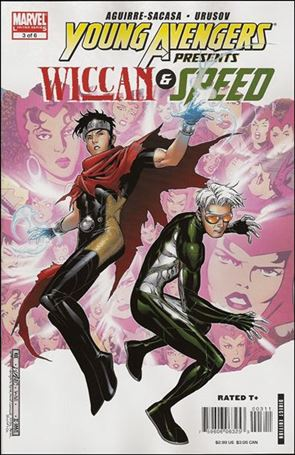 Young Avengers Presents 3-A