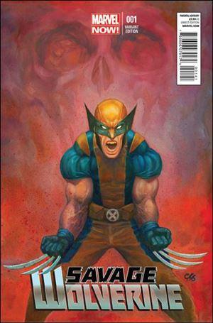 Savage Wolverine 1-B