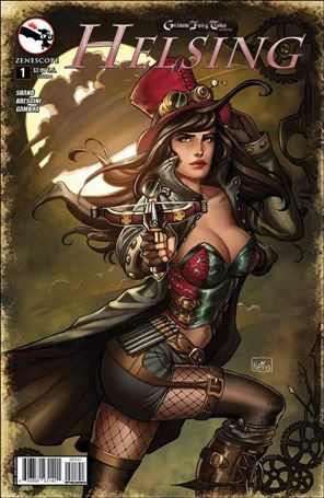 Grimm Fairy Tales Presents Helsing 1-D