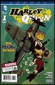 Harley Quinn Annual 1-G
