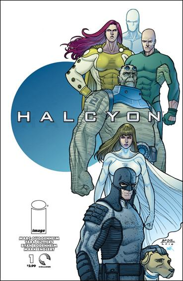 Halcyon 1-A by Image