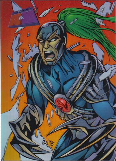 Marvel vs WildStorm (Chromium Refractor Parallel Base Set) 2-A by Fleer/SkyBox