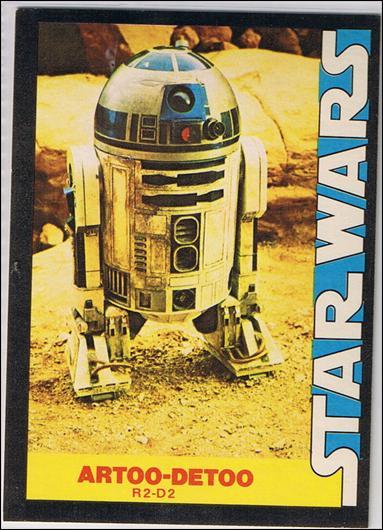 Star Wars Wonderbread Set (Promo) Eight-A by 20th Century Fox