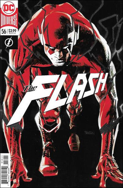 Flash (2016) 56-A by DC