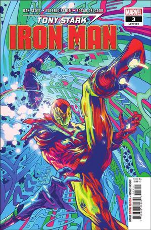 Tony Stark: Iron Man 3-A