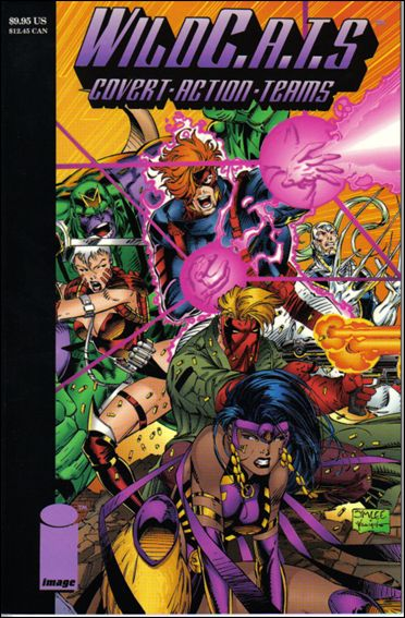 WildC.A.T.s: Compendium 1-B by Image