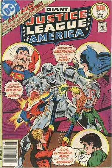 Justice League of America (1960) 142-A by DC