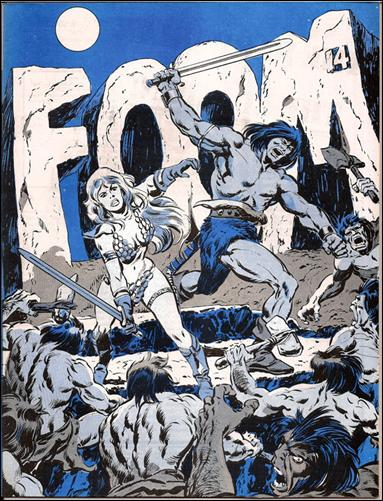 FOOM Magazine 14-A by Marvel