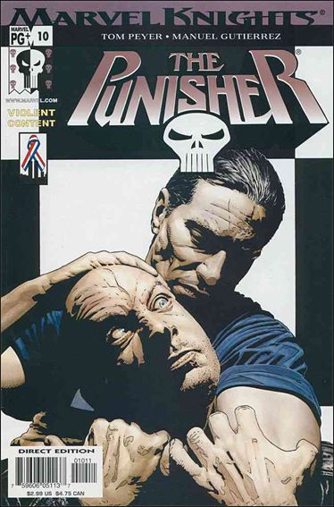 Punisher (2001) 10-A by Marvel