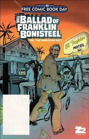 Z2 Comics Free Comic Book Day 2017: Ballad of Franklin Bonisteel nn-A
