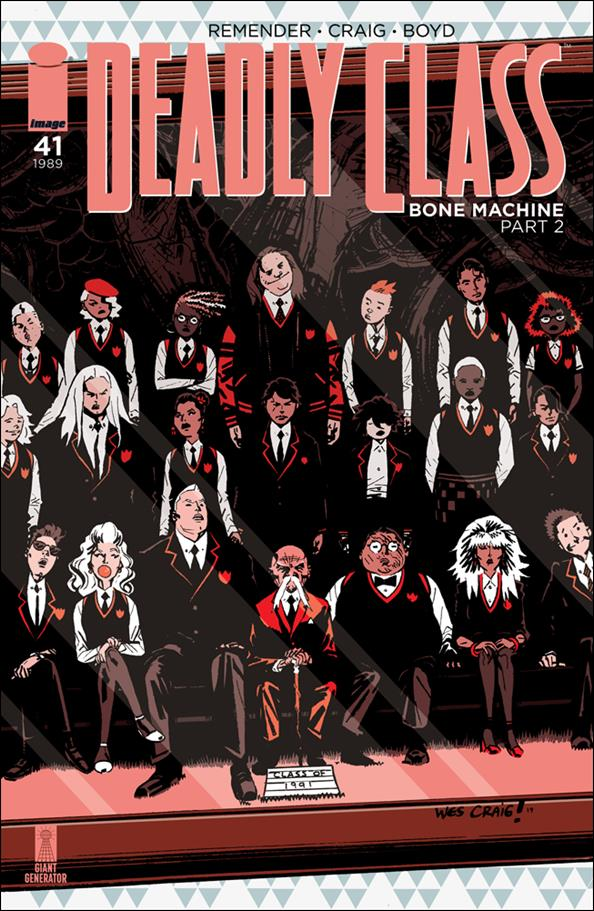 Deadly Class 41-A by Image
