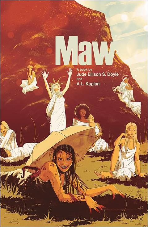 Maw 1-B by Boom! Studios