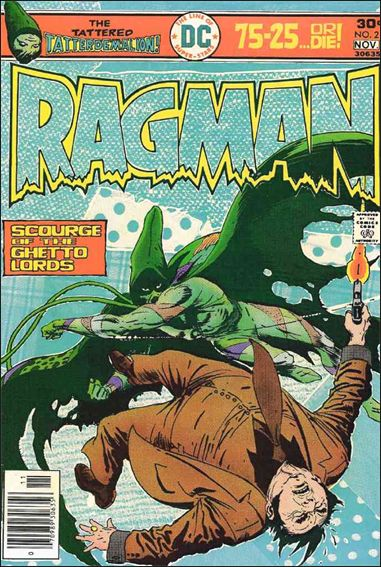 Ragman (1976) 2-A by DC