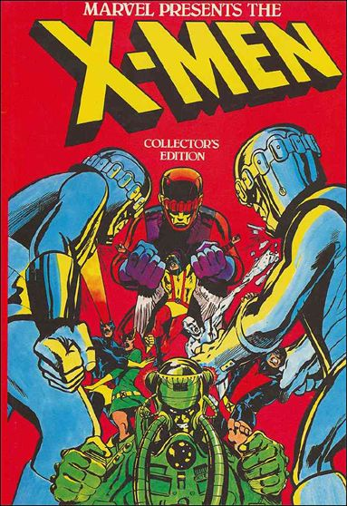 Marvel Presents the X-Men (UK) 1-A by Marvel UK