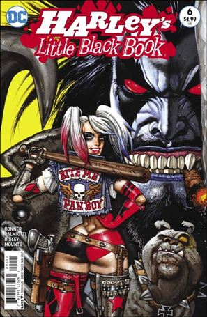 Harley's Little Black Book 6-B