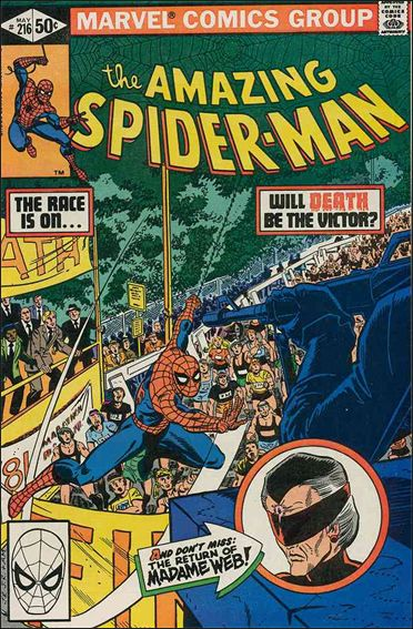 Amazing Spider-Man (1963) 216-A by Marvel