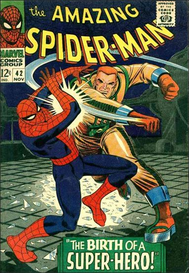 Amazing Spider-Man (1963) 42-A by Marvel