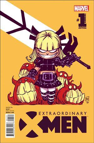 Extraordinary X-Men Annual 1-C